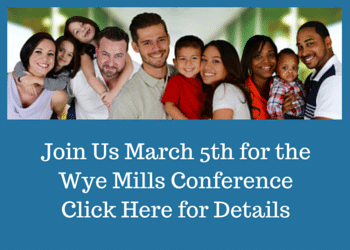 Wye Mills Conference