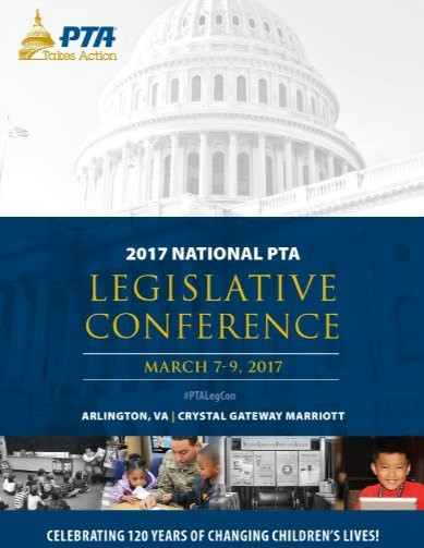 Thanks to the National PTA!