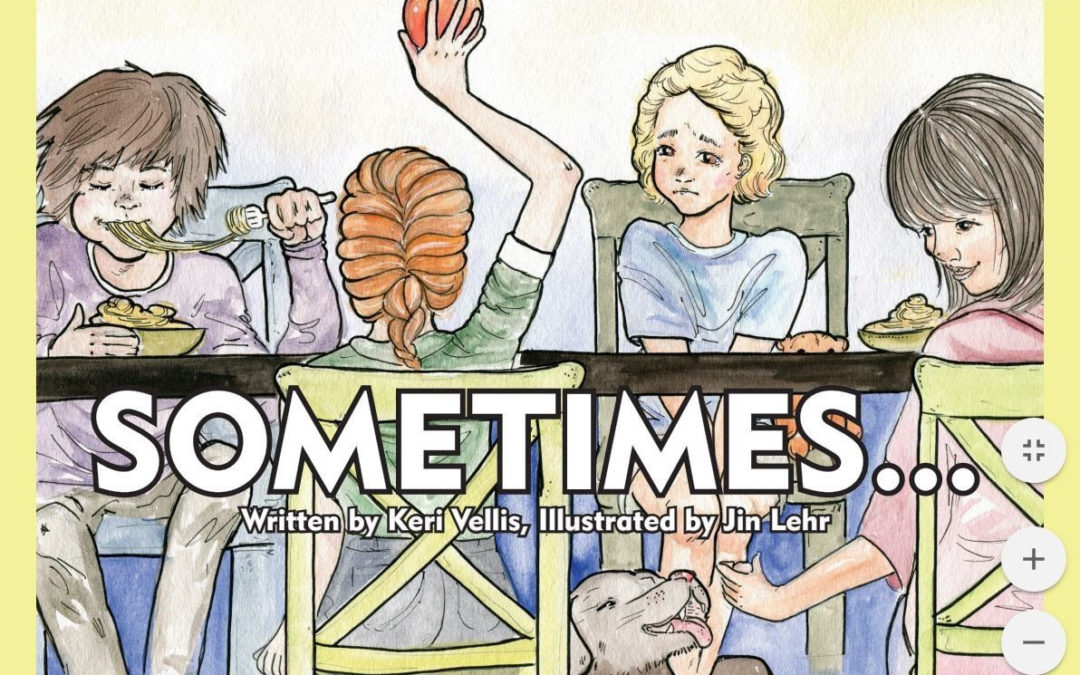 Sometimes… A New Book About Foster Care