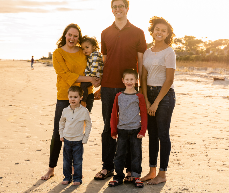MDHS Foster Parents of the Year: Abigail and Everett Devries, Anne Arundel County