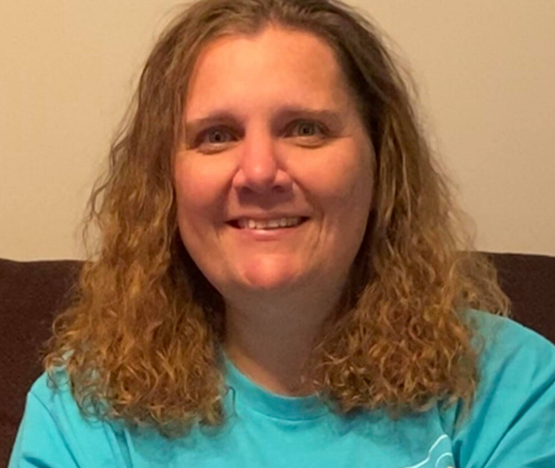 MDHS Foster Parents of the Year: Stephanie Law, Calvert County County