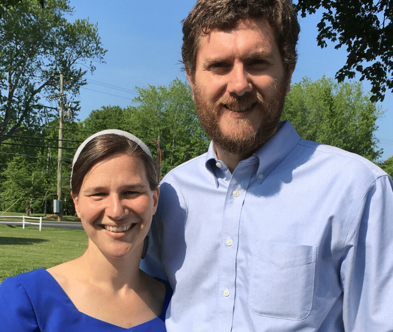 MDHS Foster Parents of the Year: Ryan and Sarah McKelvey, Somerset County