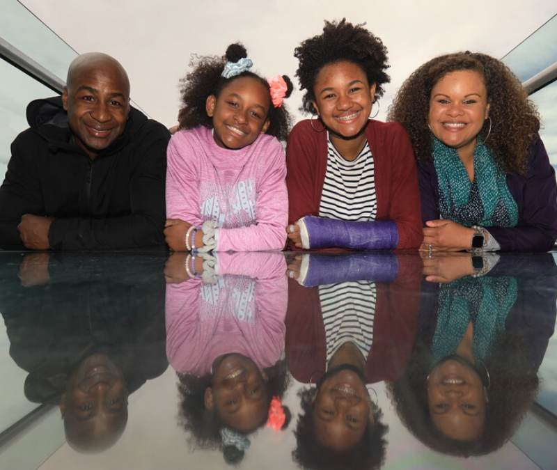 MDHS Foster Parents of the Year: Denise & Taalib Smith, Talbot County