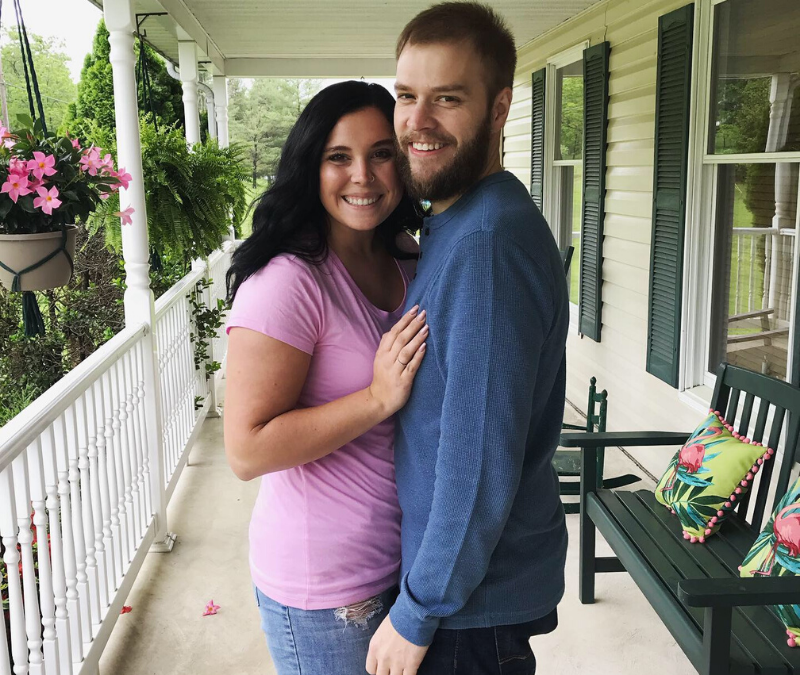 MDHS Foster Parents of the Year: Julia and Jared Steward, Allegany County