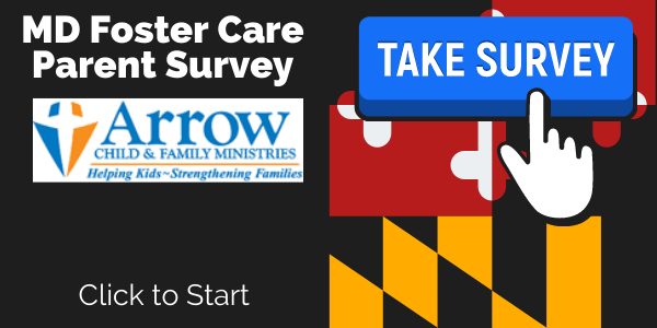 Invitation to Respond to Arrow Child and Family Ministries Foster Parent Survey